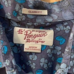 Men's Penguin Button down shirt